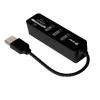 TRACER CH4 memóriakártya olvasó, All-In-One + HUB USB 2.0