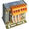 Tracon Electric Biztonsági, egyfázisú kistranszformátor - 230-400V / 6-12-24V, max.60VA TVTRB-60-A - Tracon