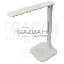 TRACON LAL4W LED asztali lámpa, szabályozható fényerő és színhőmérséklet 100-240 V, 50 Hz, 4 W, 2700-6000 K világítás