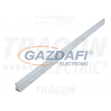 TRACON LBV5WW LED T5 bútorvilágító, sorolható 230 V, 50 Hz, 5 W, 400 lm, 3000 K, 30 cm, EEI=A világítás