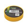 TRACON S20 20mX18mm sárga szigetelőszalag