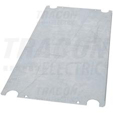 TRACON TGEMP150 Szerelőlap TGEBM150 teli takarólaphoz 550x145mm villanyszerelés
