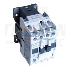 TRACON TR1F3201F7 Kontaktor 660V, 50Hz, 32A, 15kW, 110V AC, 3×NO+1×NC villanyszerelés