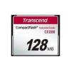Transcend Industrial memóriakártya CF 128MB (UDMA5)