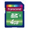 Transcend SDHC 4GB Class 4
