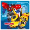 Transformers Transformers: 20 darabos papírszalvéta