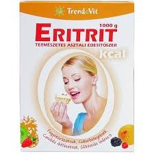 TRENDAVIT ERITRIT diabetikus termék