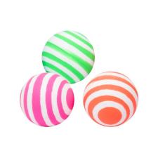 Trendhaus GmbH Trendhaus csíkos labda, 3-féle szín ajándéktárgy