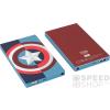 TRIBE Marvel Captain America 4000mAh