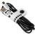 TRIBE Star Wars adatkábel microUSB, 1,2m Stormtrooper, fekete