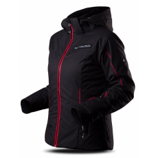 Trimm Női kabát Trimm Sawa Méret: XL+ / Szín: fekete/piros