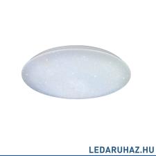 Trio NAGANO fali lámpa fehér, 3000K-5500K szabályozható, beépített LED, 6400 lm, TRIO-677718000 világítás