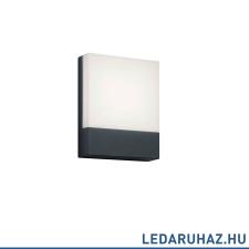 Trio PECOS kültéri fali lámpa fehér, 3000K melegfehér, beépített LED, 600 lm, TRIO-227760142 kültéri világítás