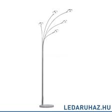 Trio RENNES állólámpa 5 foglalattal, fehér, 3000K melegfehér, beépített LED, 350 lm, TRIO-R42415106 világítás