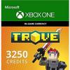 Trion Worlds Trove: 3250 kredit - Xbox One Digital