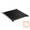 """TRITON RAB-UP-450-A4 450mm perforált polc rack szekrénybe, 1U, 19"""", terhelhetősége 80kg"""