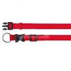 TRIXIE Classic textil nyakörv S-M (1,5/30-45) piros