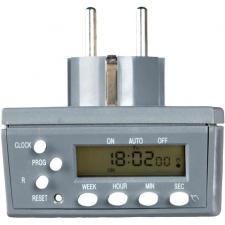 Trixie digitális időkapcsoló - Másodperc pontos (8 x 8 x 4 cm) kisállatfelszerelés