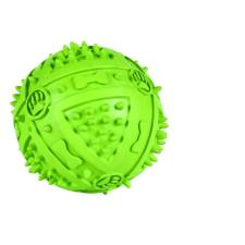 Trixie Játék gumi labda tüskés sipoló 9cm játék kutyáknak