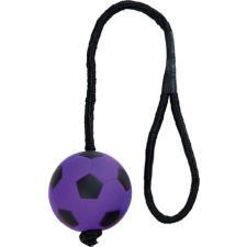 Trixie Játék Gumi Neon Labda Kötéllel 6cm/30cm játék kutyáknak