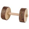 Trixie Játék Súlyzó Fából Tengeri Malacnak Nyúlnak 2 Féle 9×4.5cm
