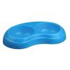 Trixie Műanyag tál dupla trx24967