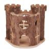 Trixie Odú Fából Kastély Rágcsálóknak Matti 17×15×12cm