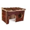Trixie Odú fából rágcsálóknak jerrik 28×18×16cm