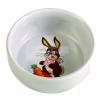 TRIXIE porcelán tál nyuszis 250 ml