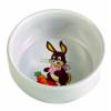 TRIXIE porcelán tál nyuszis 300 ml