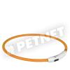 Trixie SaferLife Flash USB nyakkarika narancs L-XL 65cm