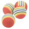 Trixie szivárványos labda 3,5cm 4097
