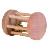 Trixie Trixie Játék Fából Henger Csengővel Rágcsálóknak 5×7cm