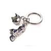 """Troika Kulcstartó, 2 charm dísszel, SWAROVSKI® kristályokkal,  """"Key cruising"""""""