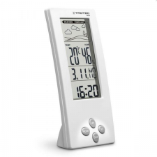 Trotec BZ 06 Meteorológiai állomás- órával, ébresztő funkcióval mérőműszer