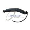 TRUCKTEC AUTOMOTIVE Cső, forgattyúsház szellőztetés TRUCKTEC AUTOMOTIVE 08.10.168