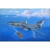 TRUMPETER EA-3B Skywarrior Strategic Bomber repülőgép makett 02871