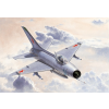 TRUMPETER MiG-21 F-13/J-7 Fighter repülőgép makett 02858