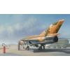 TRUMPETER MiG-21MF Fighter repülőgép makett 02863