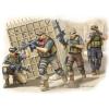 TRUMPETER PMC IN IRAQ 2005 Armed Assault team figura makett Trumpeter 00419