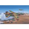 TRUMPETER Russian MIG-23ML Flogger-G repülőgép makett 02855