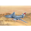 TRUMPETER TA-3B Skywarrior Strategic Bomber repülőgép makett 02870