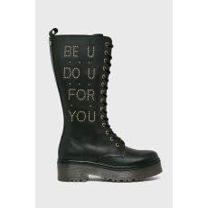 Trussardi Jeans - Lovaglócsizma - fekete - 1421625-fekete