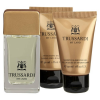 Trussardi My Land EDT 30ml + Tusfürdõ 30ml + After Shave Balzsam 30ml Szett Uraknak