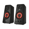 Trust GXT 608 Illuminated 2.0 Speaker Set Black