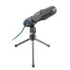 Trust Mikrofon, asztali, USB, 3,5 mm jack, TRUST  Mico