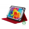 """Trust Primo Folio Case for 7-8"""" tablets - red (20314)"""