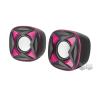 Trust Xilo 2.0 jack 8W pink hangszóró