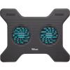 """Trust Xstream Breeze 16"""" laptop hűtőpad - Fekete"""