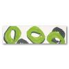 TUBADZINcsempékpadlólapok Tubadzin Pop Green Fürdőszoba dekor 59,3x16,25